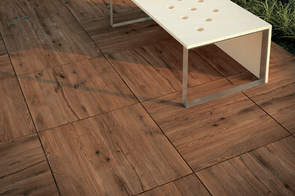pavimento da esterno finto legno : pavimento ufficio stampa Mirage